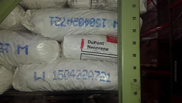 Piezas Moldeadas por compresión - Neopreno®